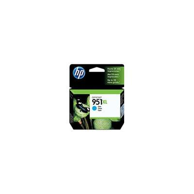 HP OFFICEJET NO 951XL INK CARTRIDGE CYAN